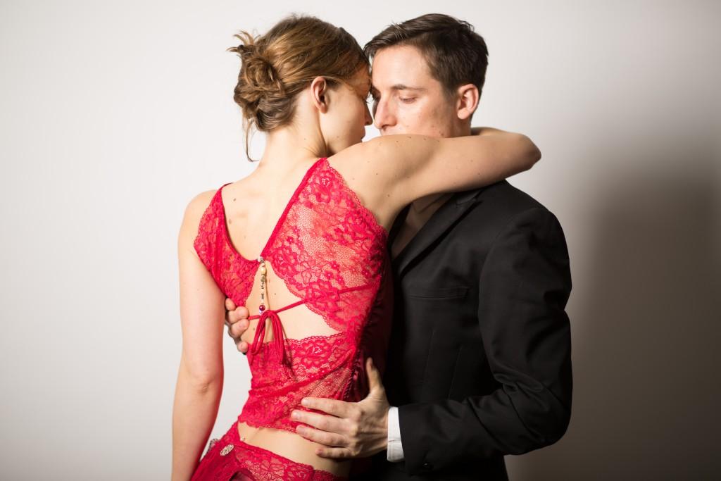 tango first dance wedding