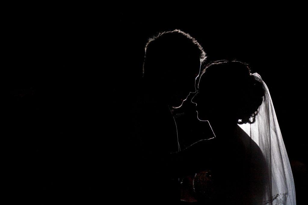 wedding first dance: tango