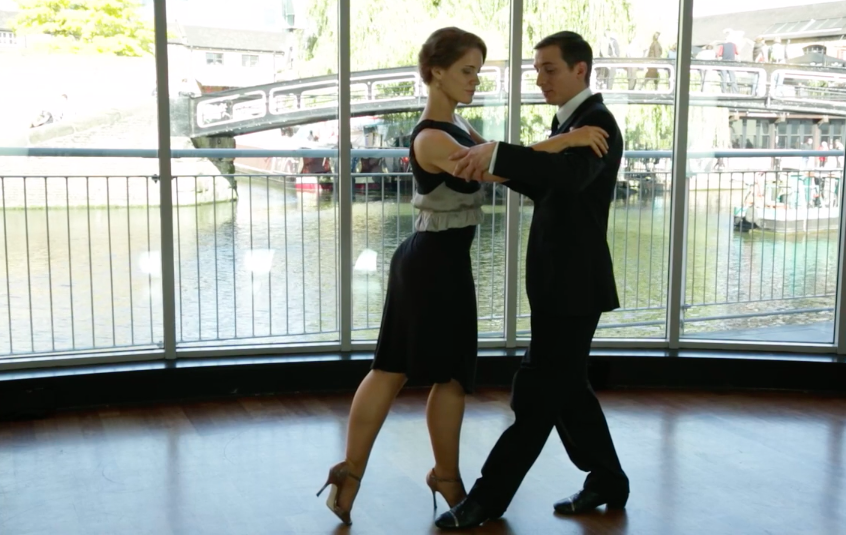 Learn more from private tango lessons