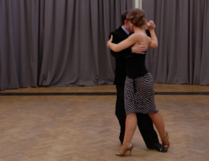 online tango course for power and elegance in the tango embrace
