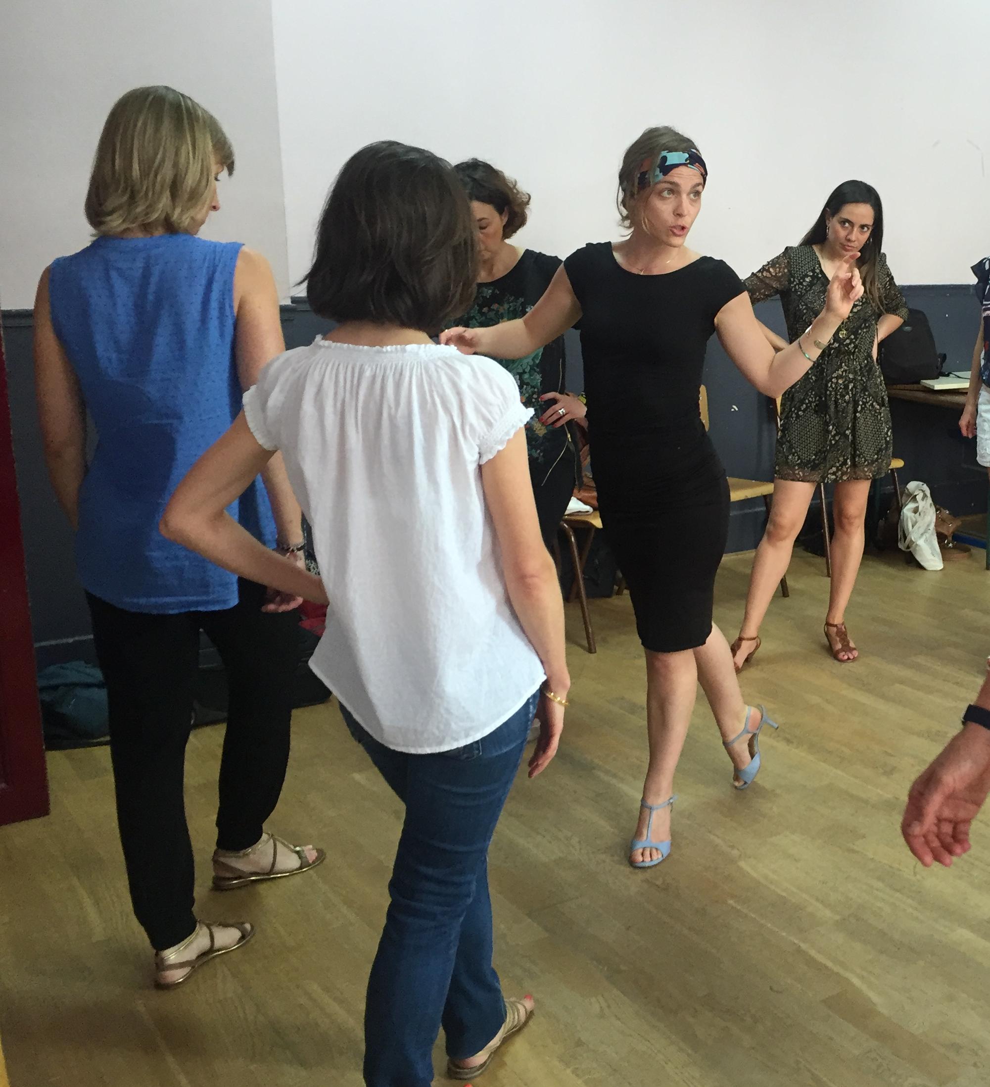 Argentine Tango Lessons & Classes in London | Tango Dance